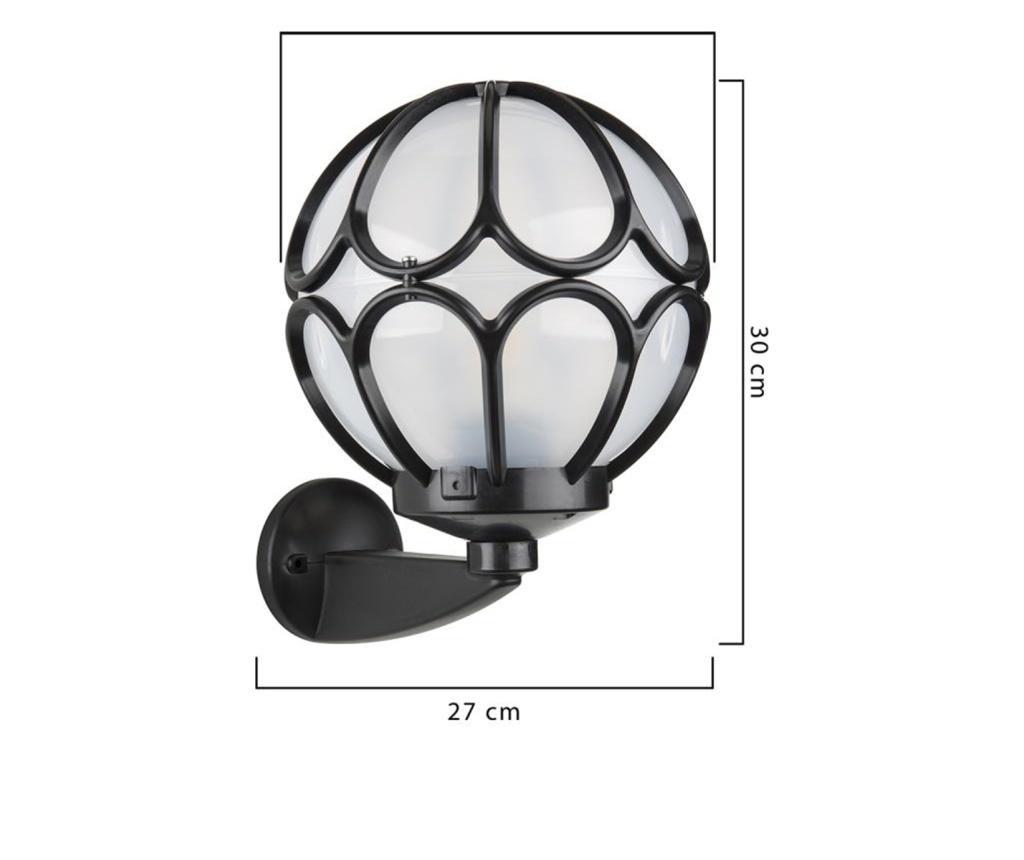 Zewnętrzna lampa ścienna