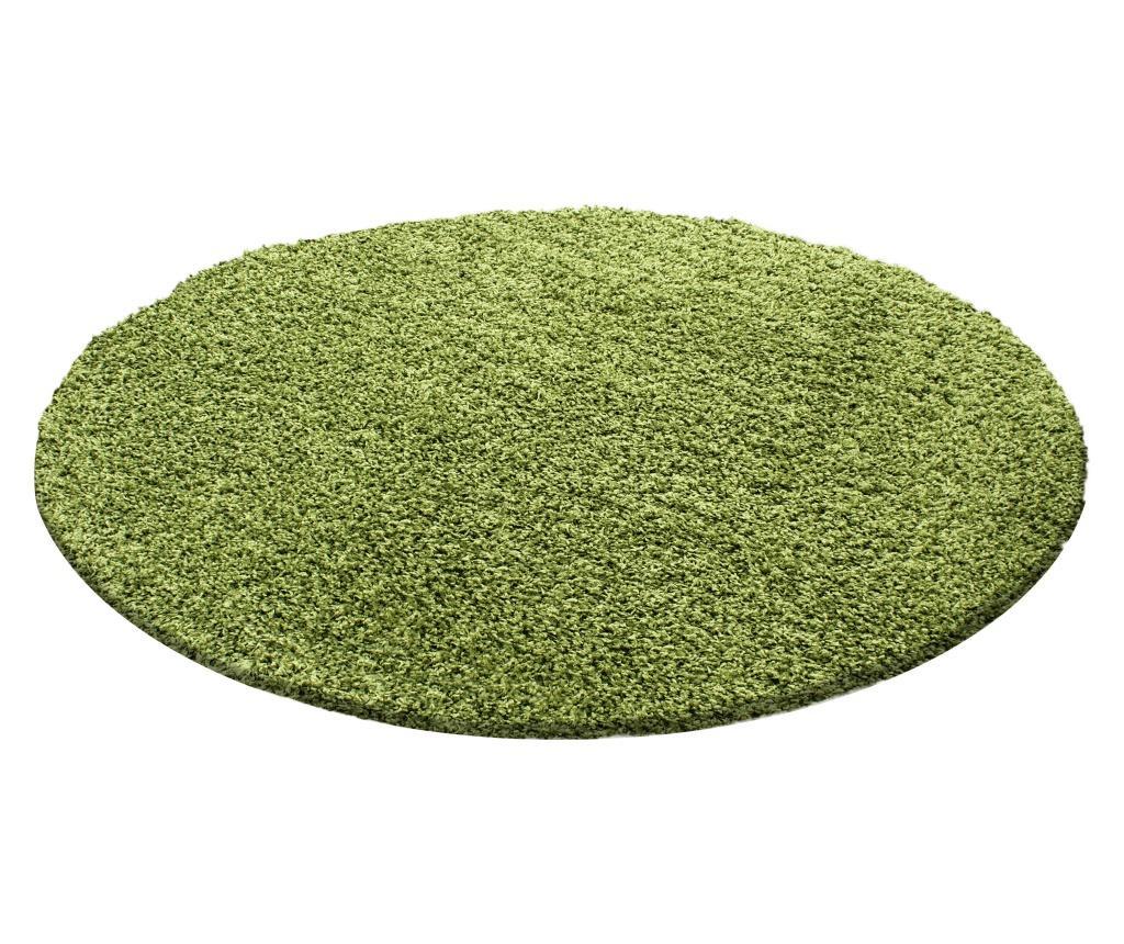 Covor Life Green 160x160 cm