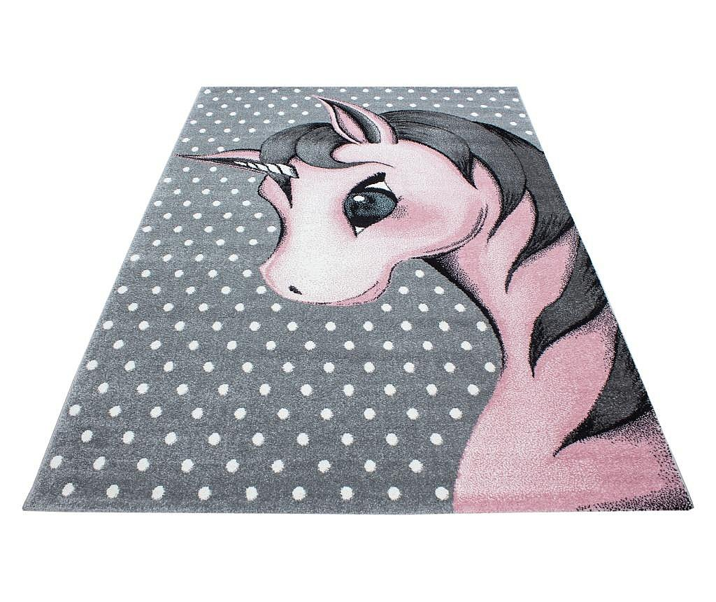 Tepih Kids Pink 80x150 cm
