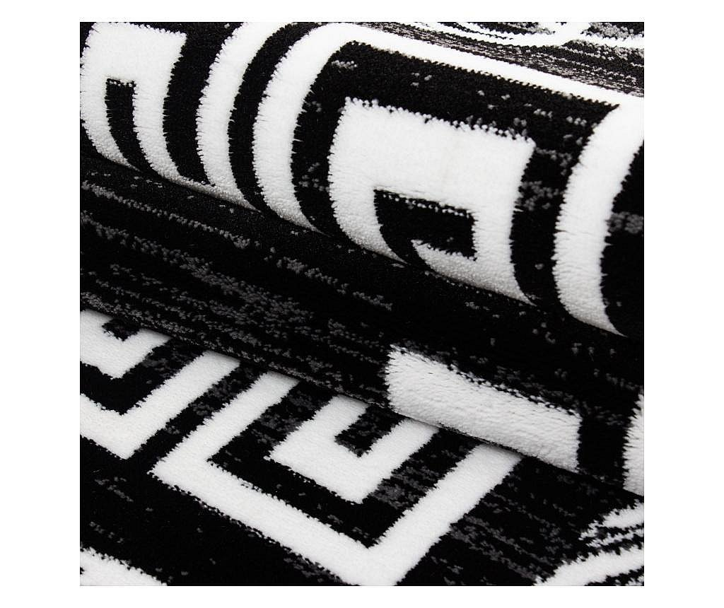 Килим Miami Black 160x230 см
