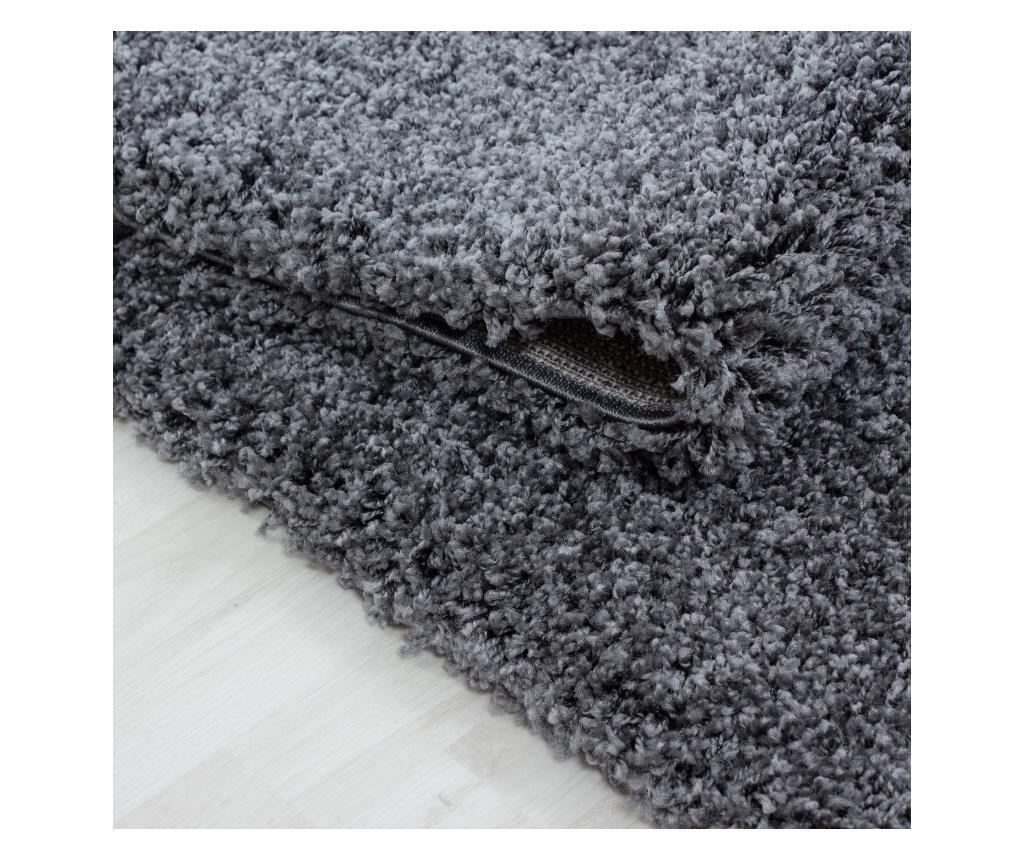 Covor Life Grey 200x200 cm