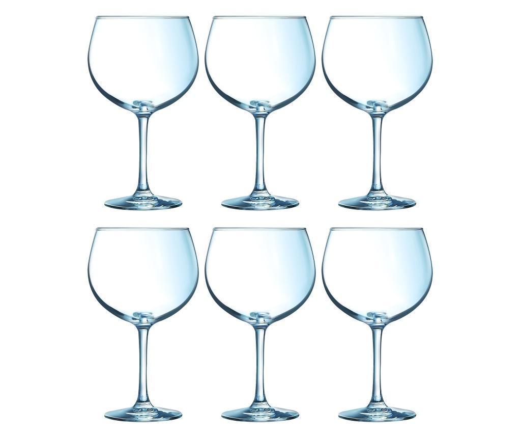 Sada 6 sklenic na koktejly Cosy Moments
