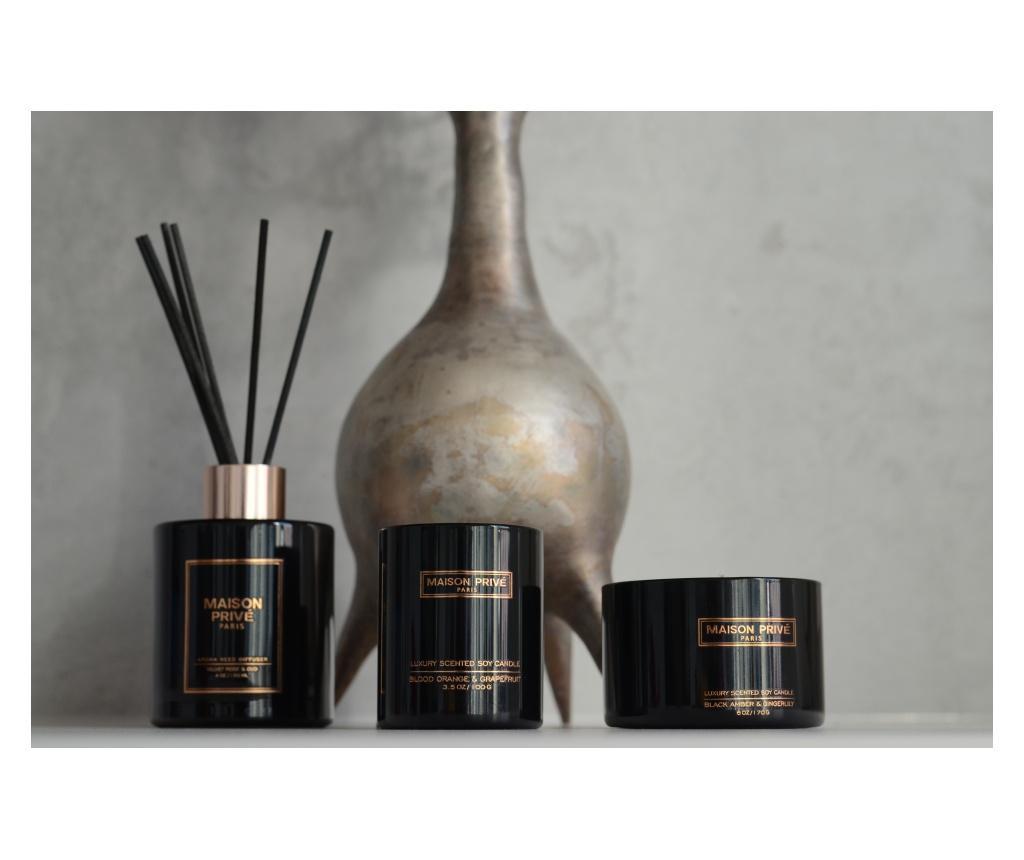 Set difuzor uleiuri esentiale si lumanare parfumata