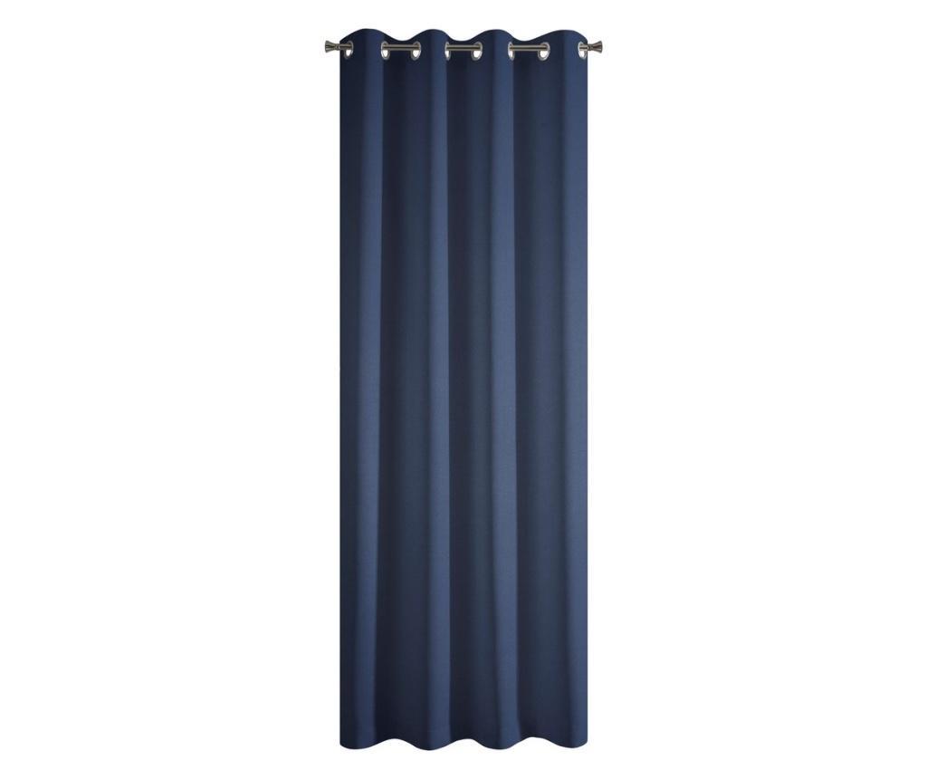 Draperie Rita Blue Rings 140x250 cm