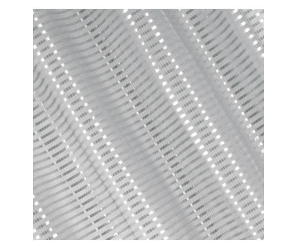 Perdea Aster Steel 140x250 cm