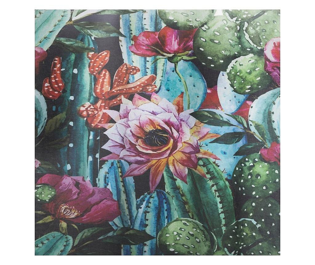 Draperie Cammie Green Rings 140x250 cm