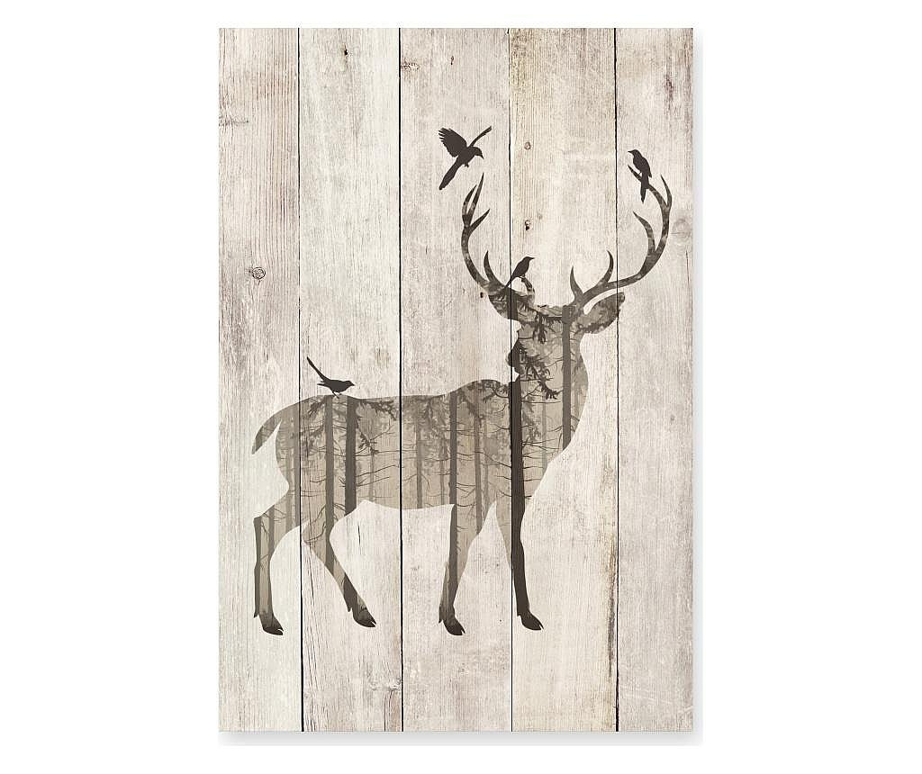 Tablou Deer 40x60 cm