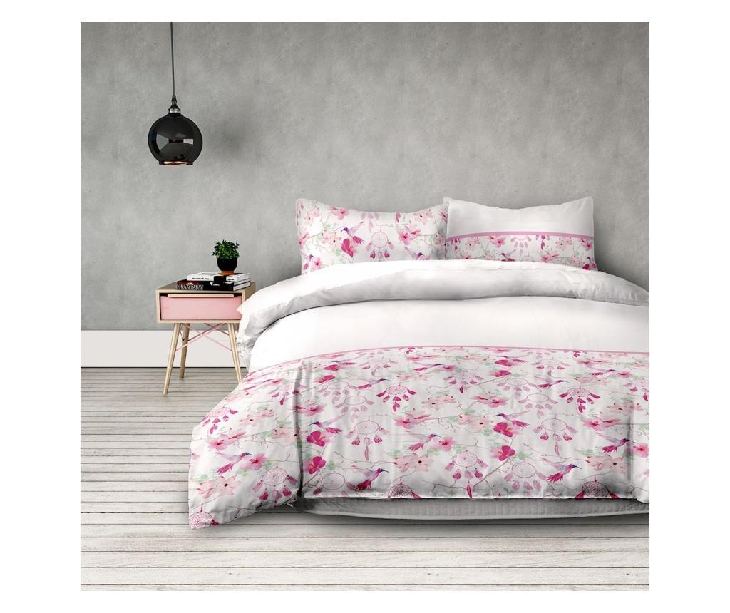 Set de pat Double Extra Flannel Sweet Dreams