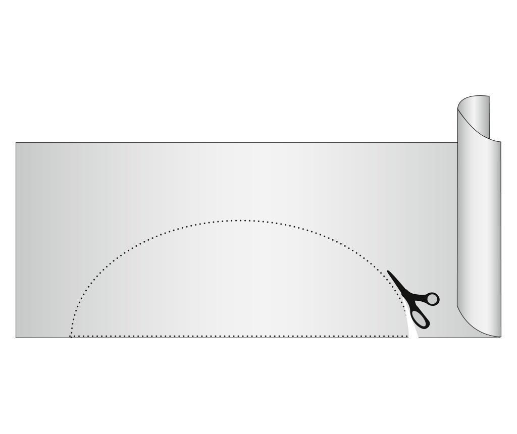 Folie antialunecare 50x150 cm