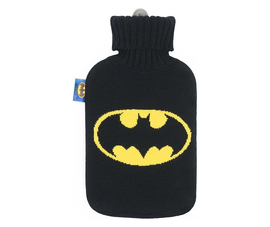 Husa pentru sticla cu apa calda Batman 2L