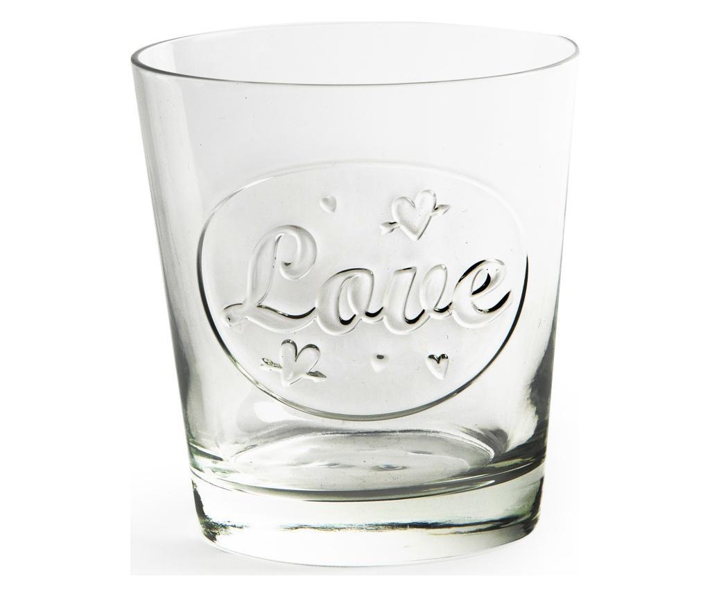 Pahar Love 370 ml