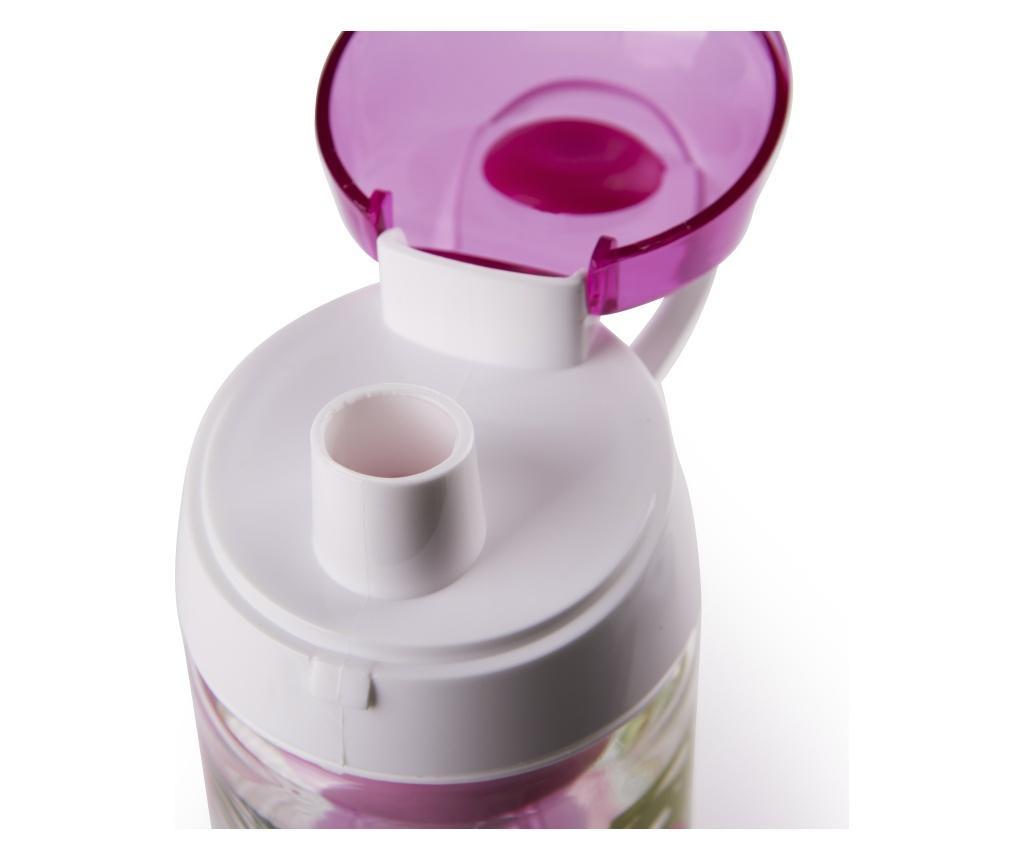Sticla cu infuzor de fructe Tropical 750 ml