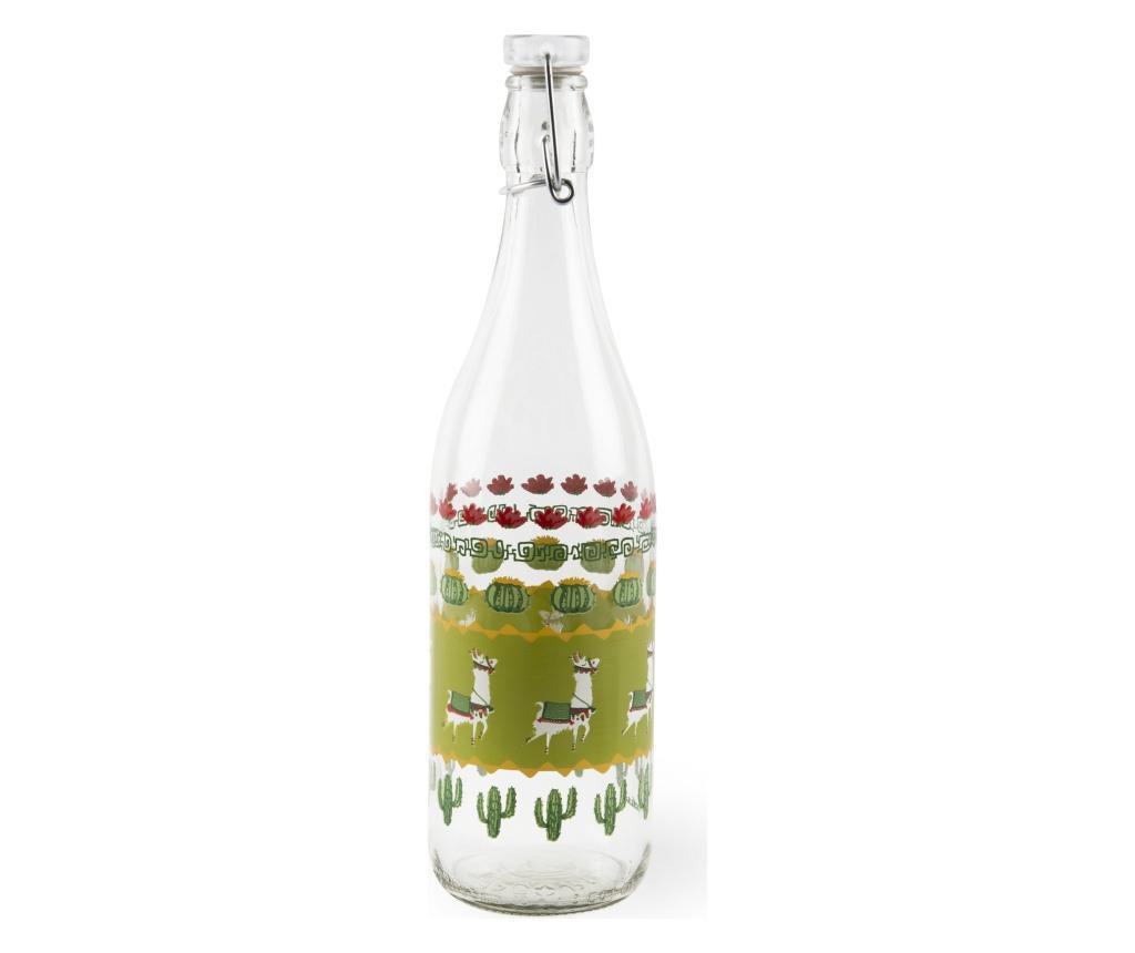 Sticla cu capac Lamaglama 1 L