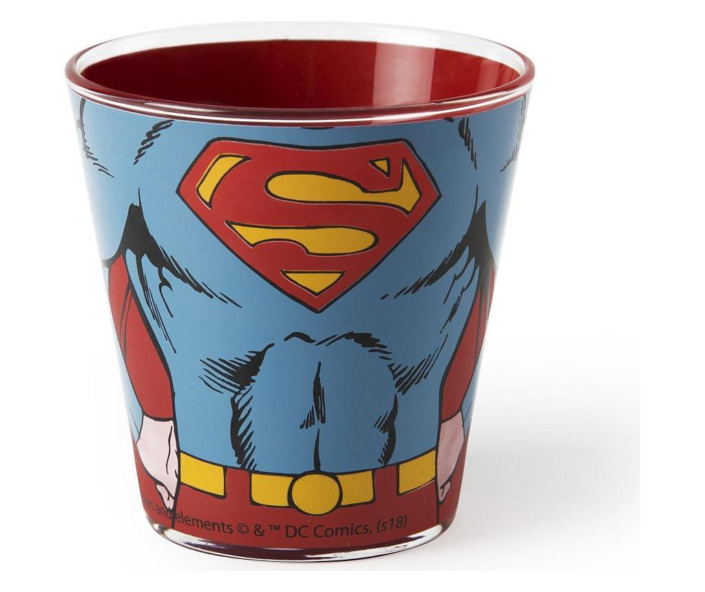 Pahar pentru apa Superman 250 ml