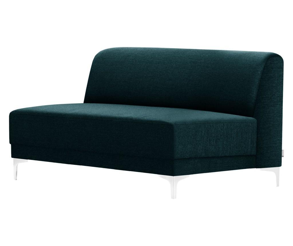 Canapea 2 locuri Allegra Turquoise