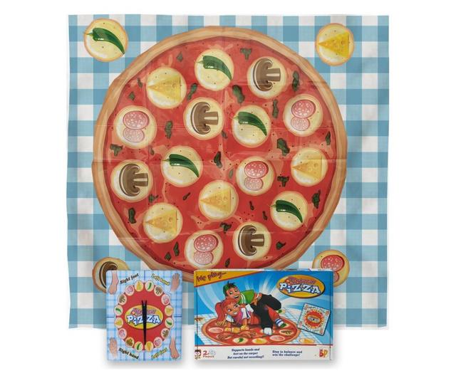 Joc Tortuous Pizza
