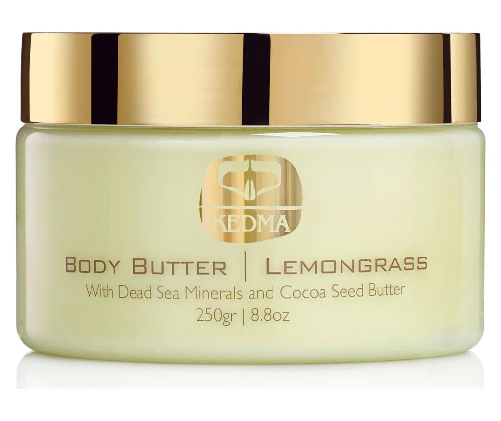 Unt de corp Kedma Lemongrass 250 ml