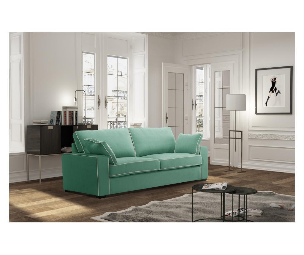 Canapea 3 locuri Serena Mint