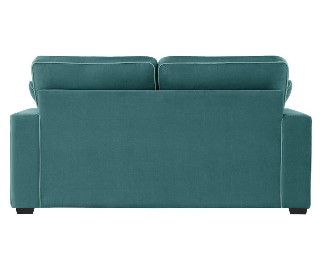 Canapea extensibila 2 locuri Serena Light Blue