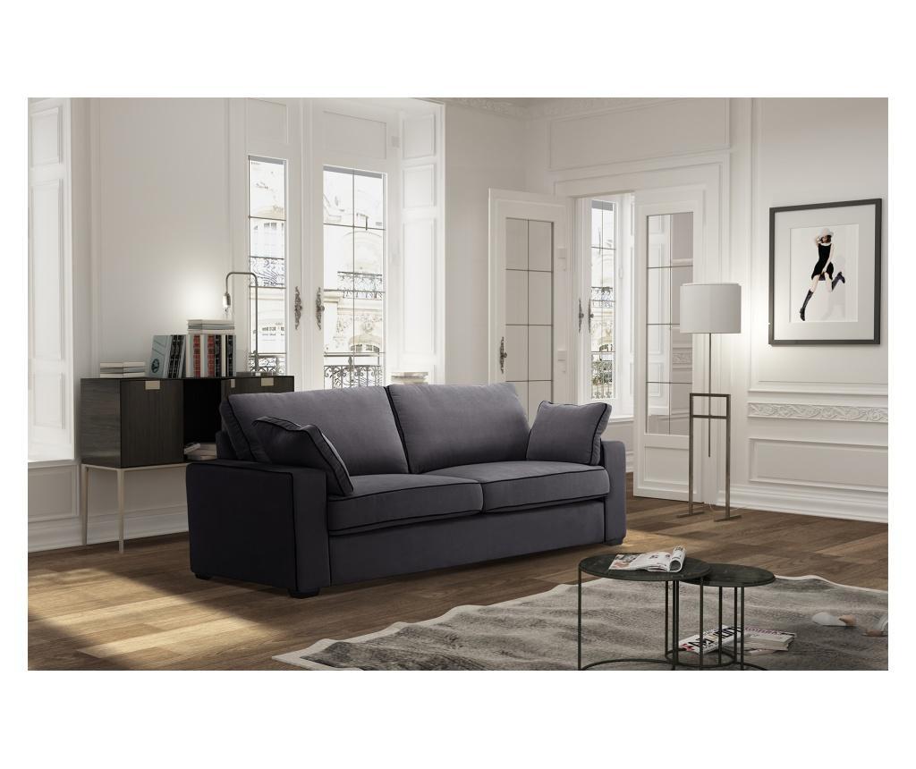 Sofa trosjed Serena Anthracite