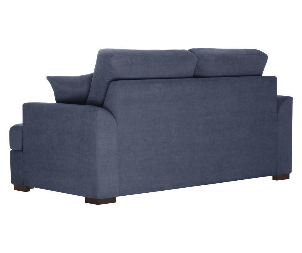Canapea extensibila 2 locuri Irina Navy
