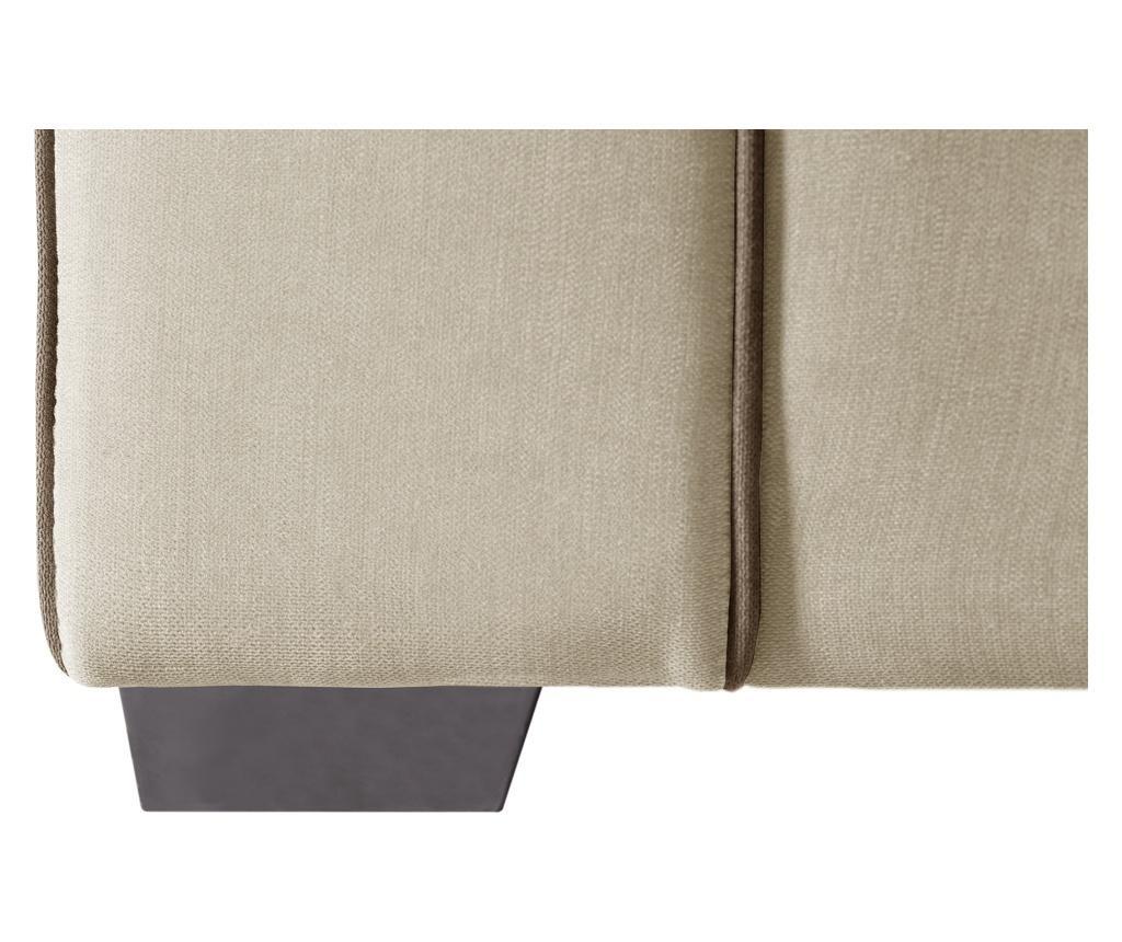 Canapea extensibila 2 locuri Serena Beige