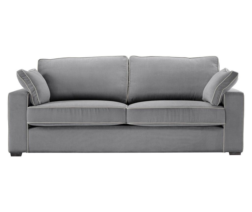 Canapea 3 locuri Serena Grey