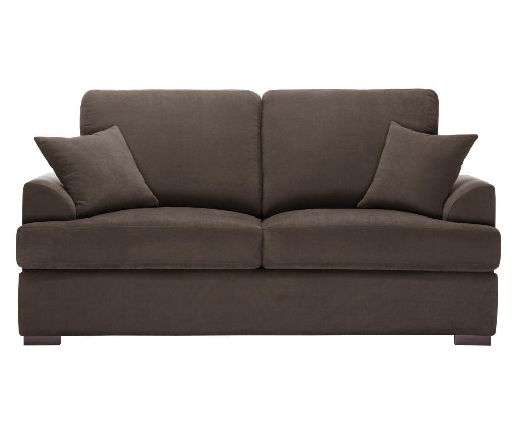Canapea extensibila 2 locuri Irina Brown
