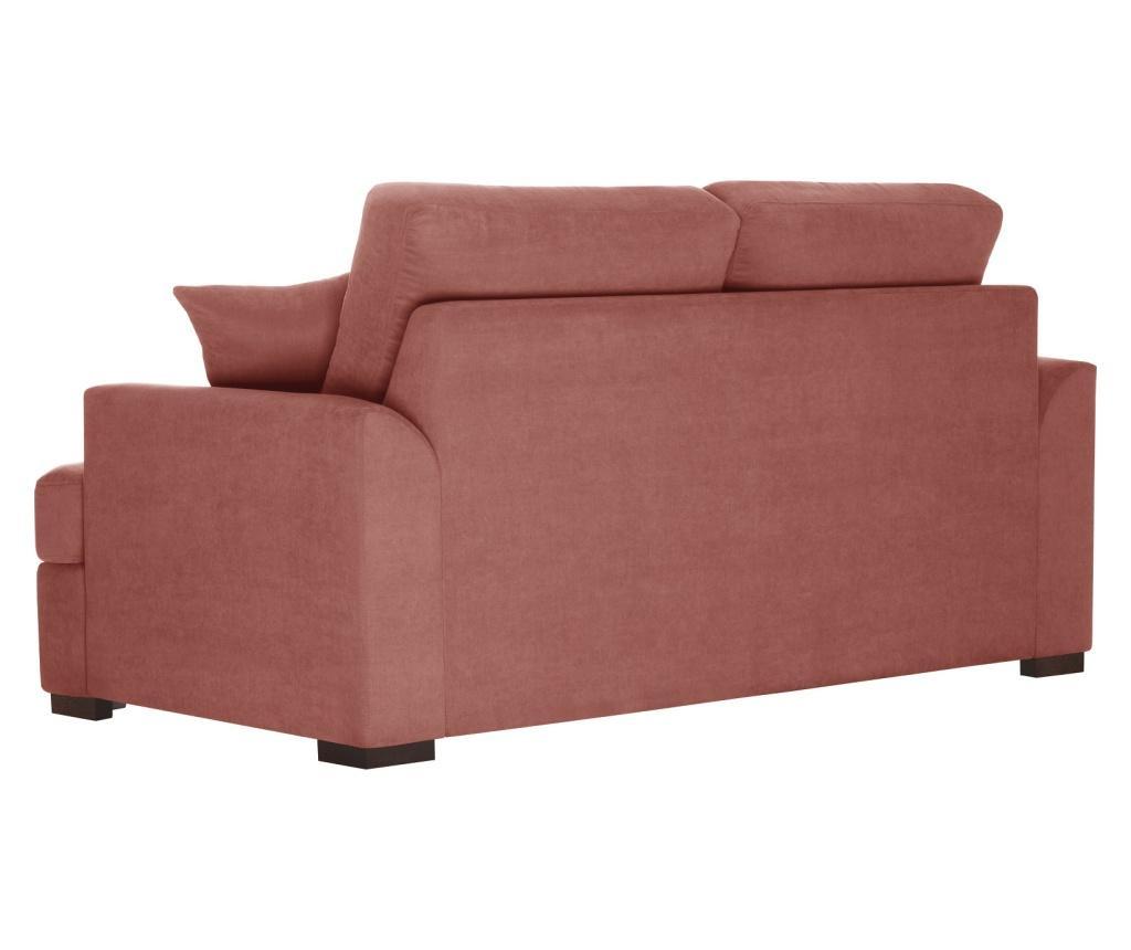 Canapea extensibila 2 locuri Irina Peach