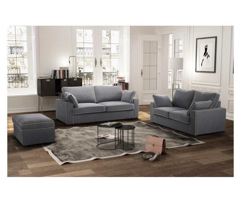 Sofa trosjed Serena Grey