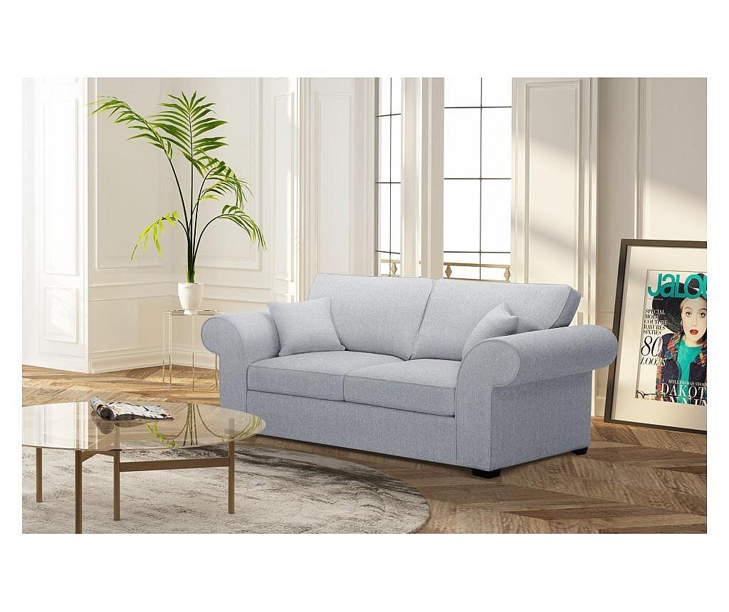 Canapea extensibila 2 locuri Ivy Grey