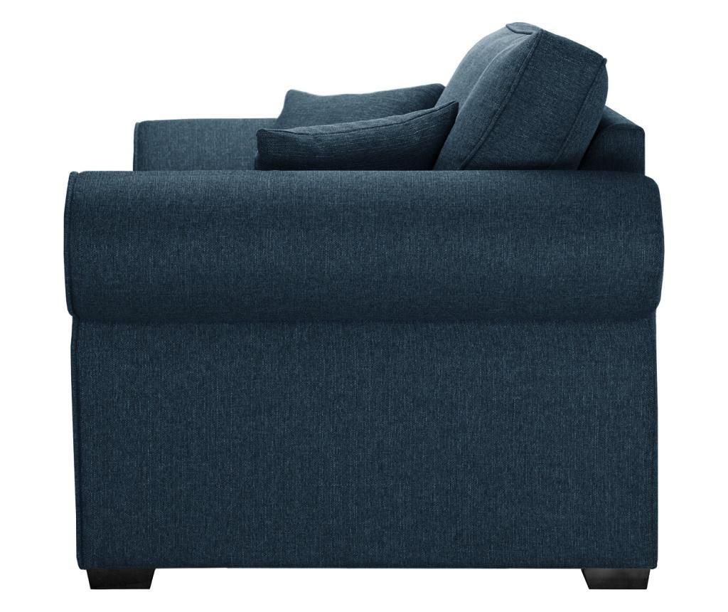 Canapea extensibila 2 locuri Ivy Blue Jeans