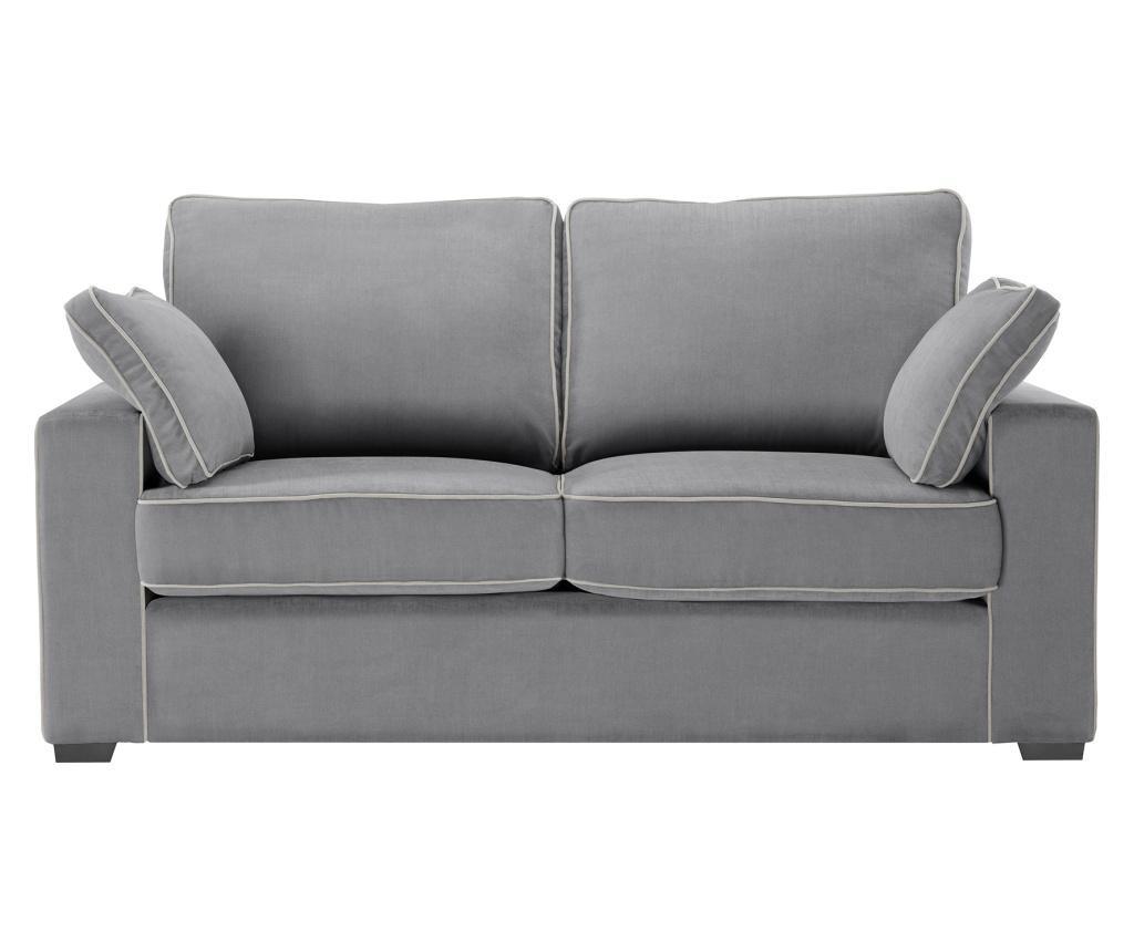Canapea extensibila 2 locuri Serena Grey