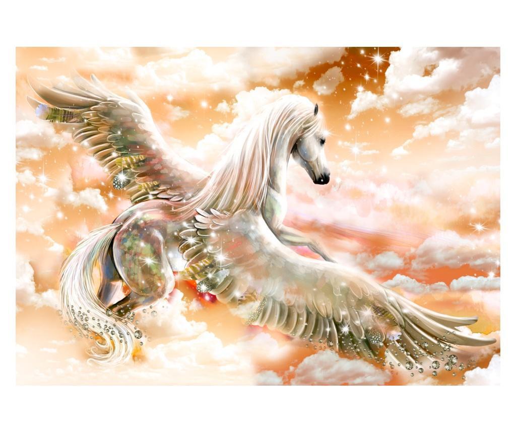 Tapet Pegasus Orange 280x400 cm