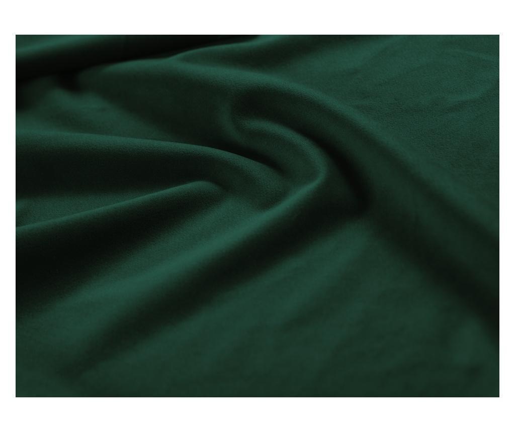 Разтегателно  триместно канапе Basso Bottle Green
