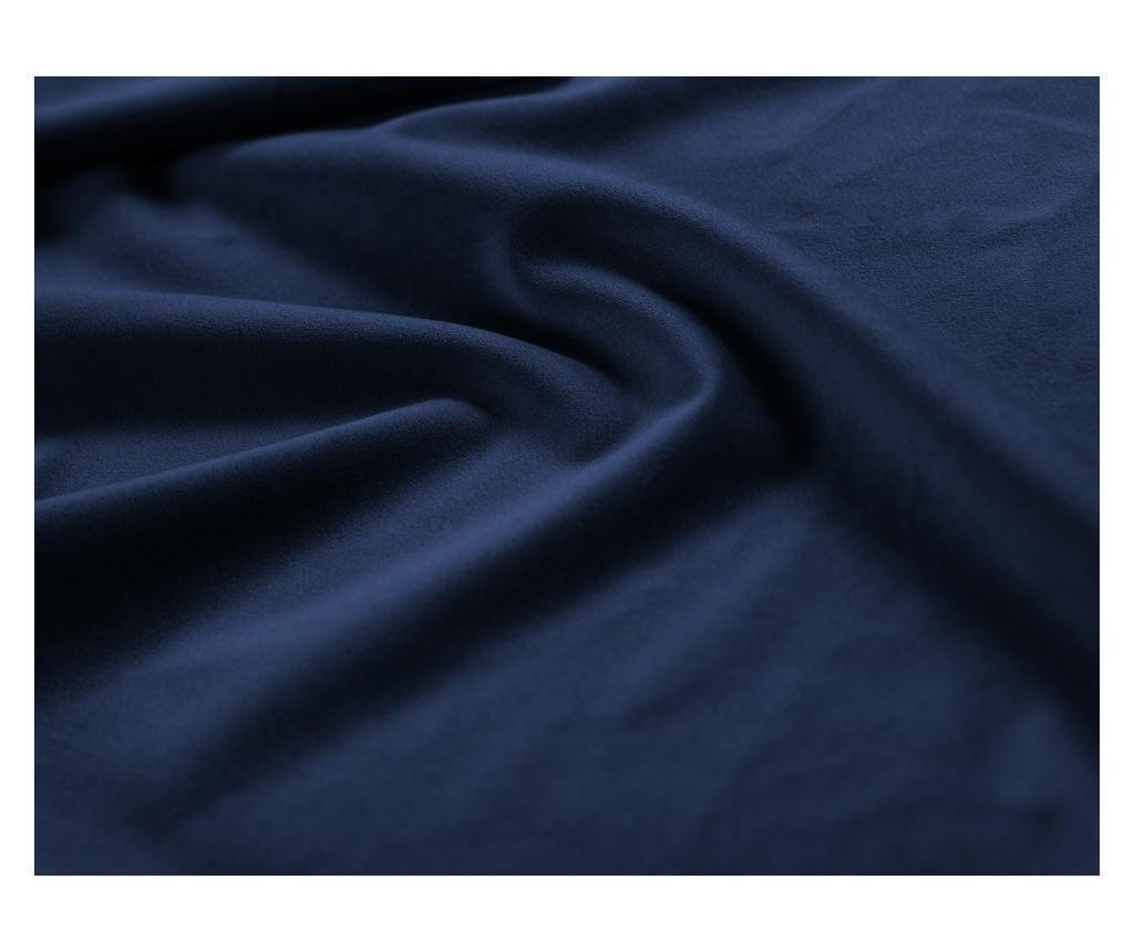 Canapea extensibila 3 locuri Basso Royal Blue