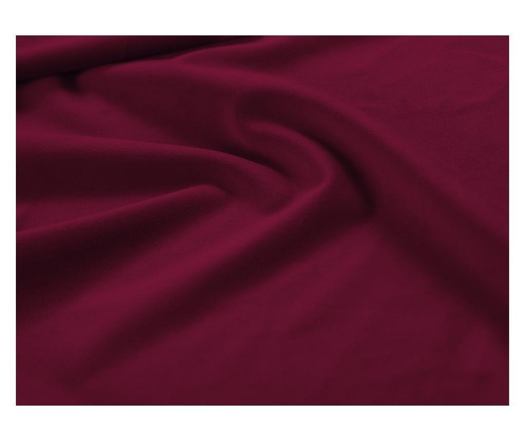 Canapea extensibila 3 locuri Basso Red