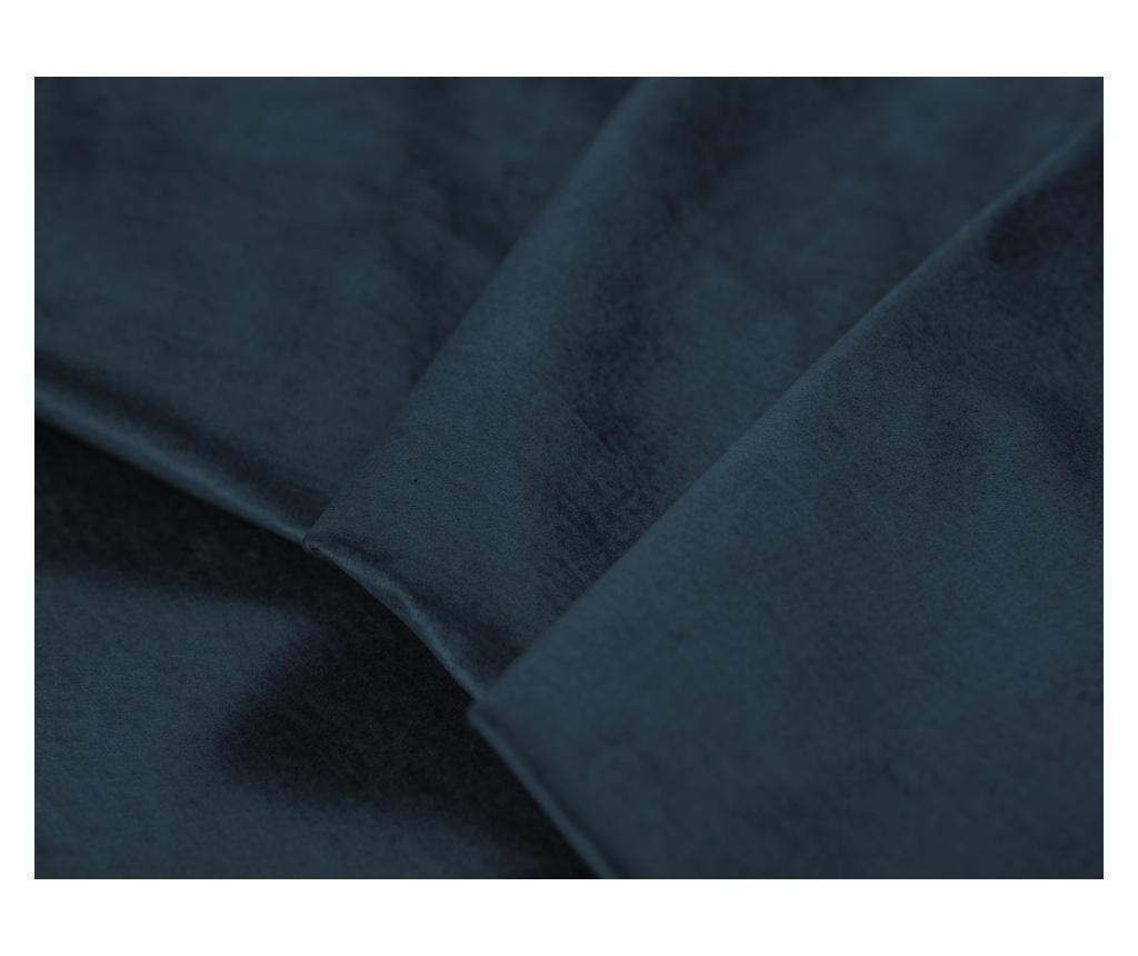 Разтегателен десен ъглов диван Deneb Dark Blue
