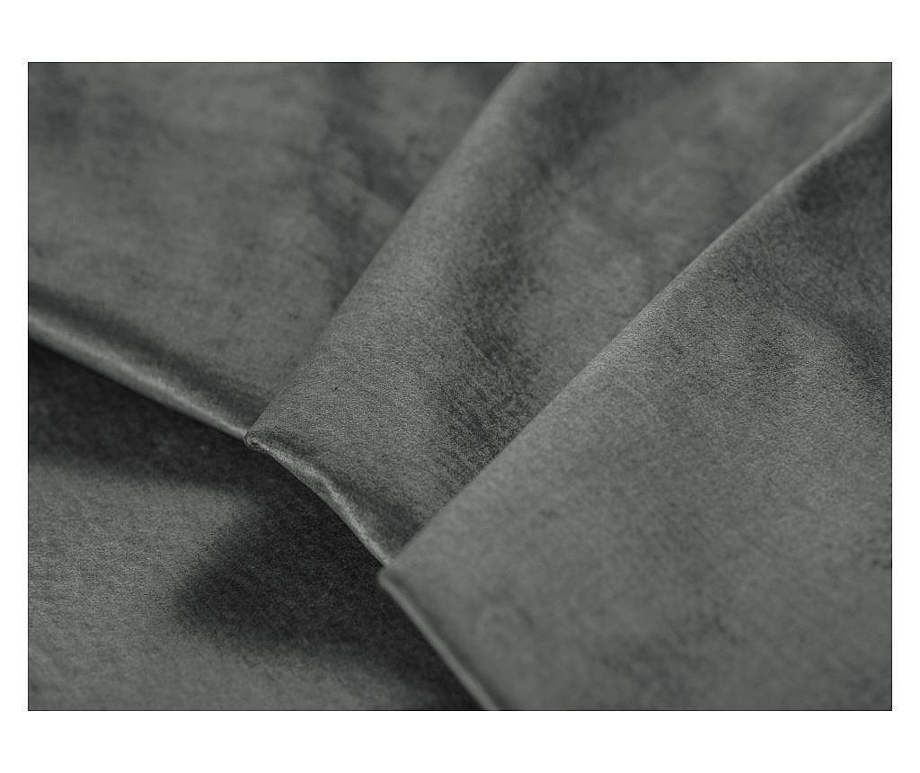 Coltar extensibil dreapta Deneb Grey