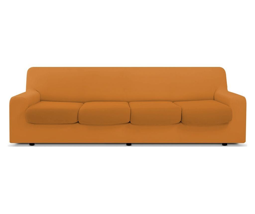 Pokrowiec na kanapę 4-osobową Easy Arancio
