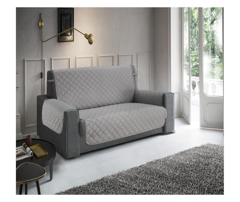 Pokrowiec na fotel Imperiale Grey 180x65 cm