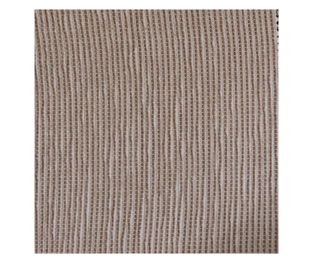 Navlaka za trosjed Chenille Salva Taupe 155x95x220 cm