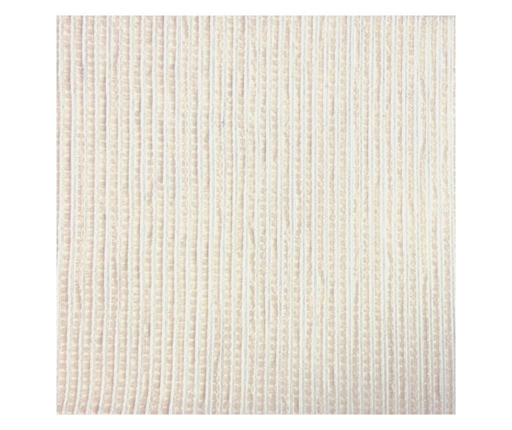 Navlaka za lijevu  ležaljku za dnevni boravak Chenille Cream 240x95x150 cm