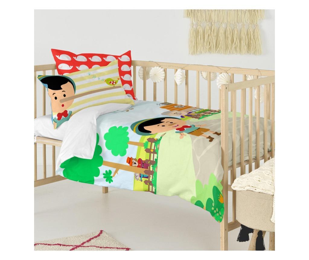 Set krevetić Wooden Puppet