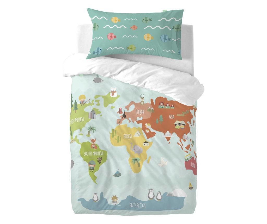 Set krevetić World Map