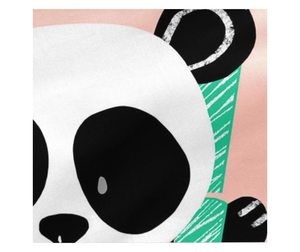 Set posteljina za djecu Panda Garden