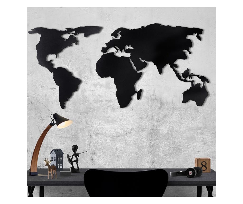 Decoratiune de perete World