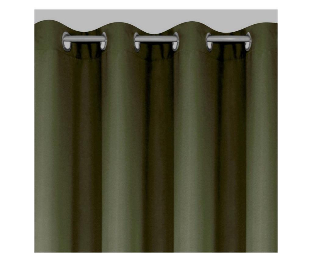 Draperie Adore Green 140x250 cm
