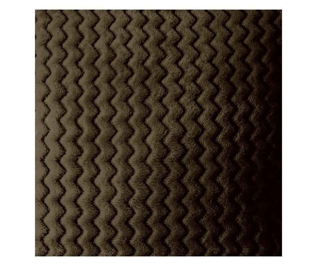 Deka Onyx Brown 150x200 cm