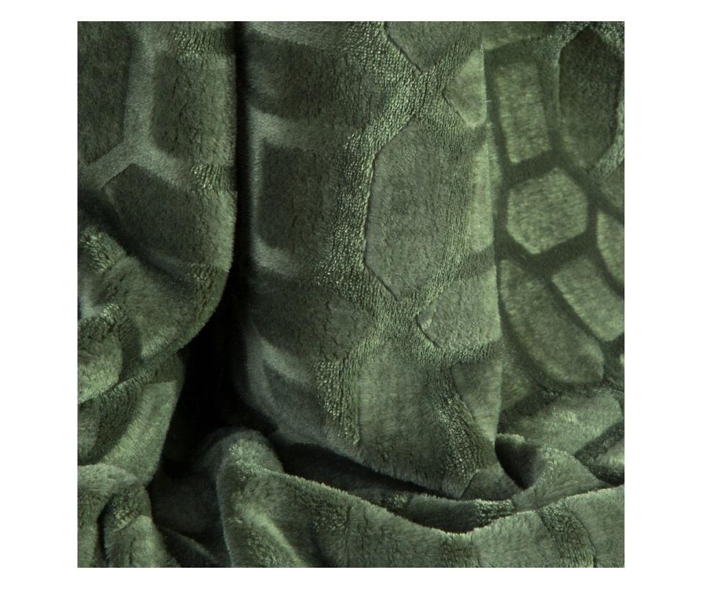 Deka Diana Green 150x200 cm